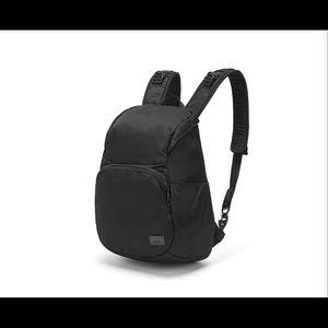 Pacsafe City Safe CS 300 compact Black Backpack